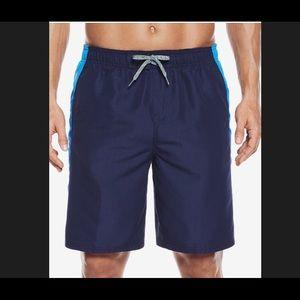 NEW Nike Flux Splice Volley Shorts Trunks